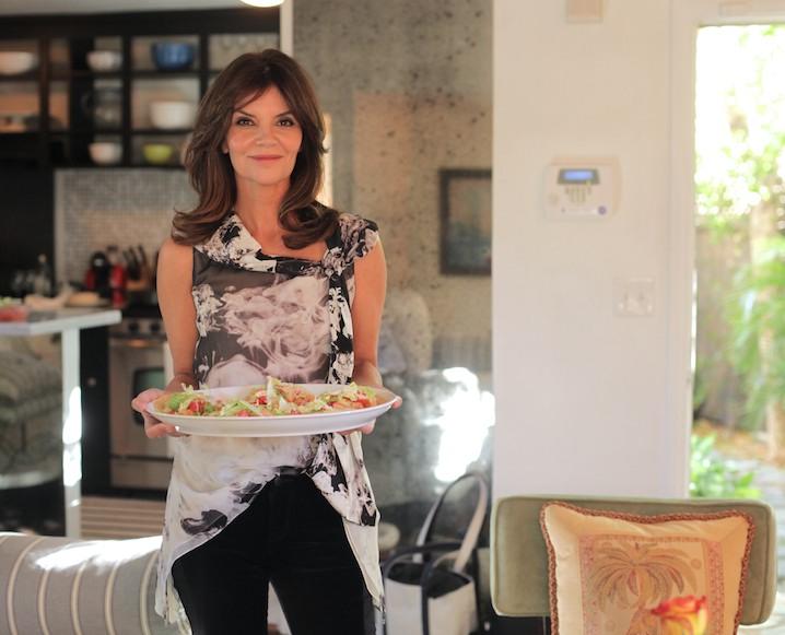 Inside A Stylish Entrepreneur's Lovely LA Abode