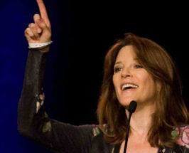 An Interview with Author + Presidential Hopeful Marianne Williamson