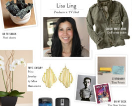 My Favorites with Lisa Ling