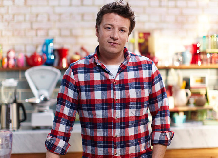 Meet Our May Guest Editor: Jamie Oliver
