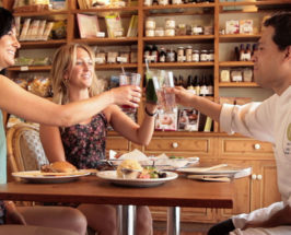 The Vibrant Beet Visits LA's Best Macrobiotic Cafe