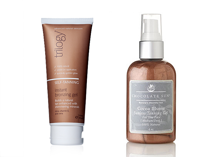 The Top 9 Natural Sunless Tanners and Sunscreens For Your Best Tan Ever