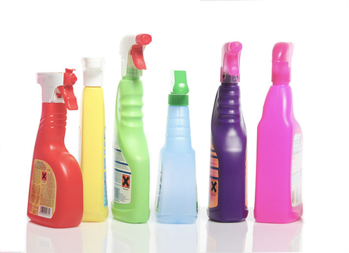 toxic products and toxic chemicals