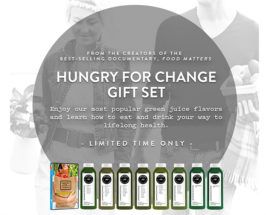 Hungry For Change and Pressed Juicery Pair Up