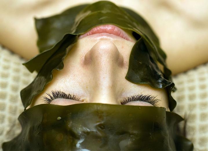 seaweed bath salt bath detox bath