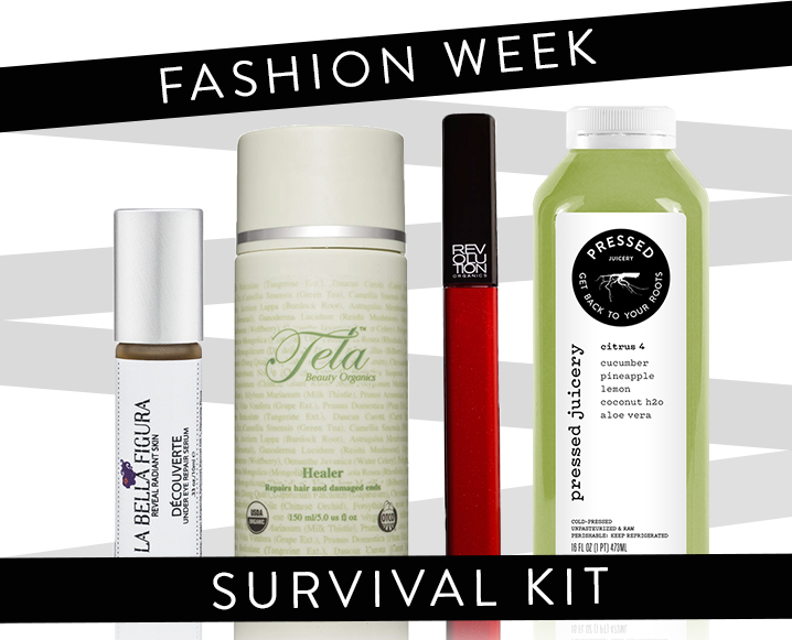Juicy News! Our Fashion Week Survival Kit Has Arrived