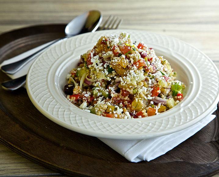 Greek Salad Recipe michael psilakis