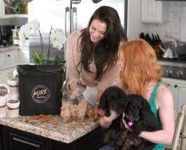 PURE natural dog food