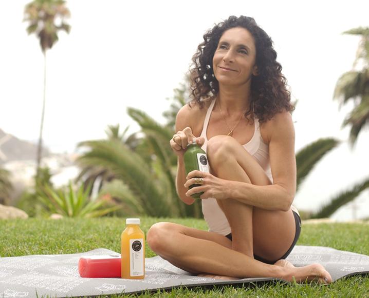Detox Yoga: Mandy Ingber's Cleansing Yoga Routine