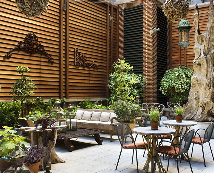 best secret gardens