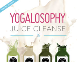 Get This! The Yogalosophy 3-Day Cleanse By Pressed Juicery