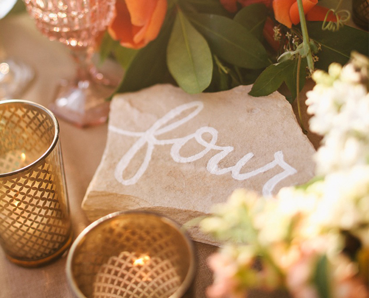 Thanksgiving table ideas from Bash Please