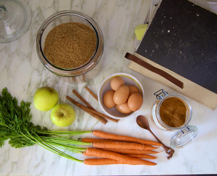 Ingredients in the kitchen