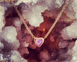Upcycled Diamonds And Healing Crystals: Jewelry The L.A. Way
