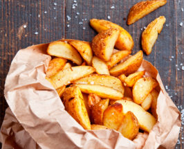 Damage Control: Offsetting Fried Foods with Healthy Fats