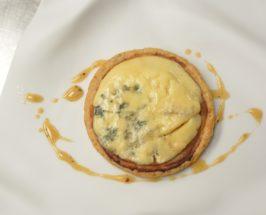 Chef Josiah Citrin's Pear And Blue Cheese Tart