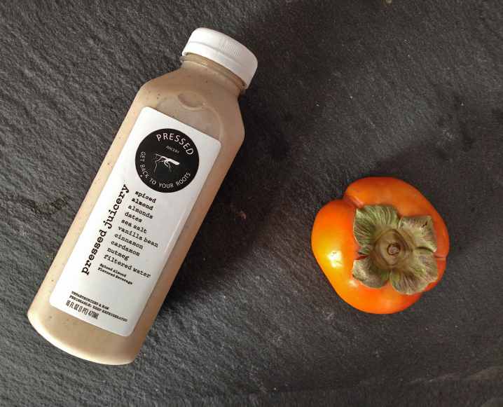 Alkalizing Solutions: Spiced Almond & Persimmon Smoothie Recipe