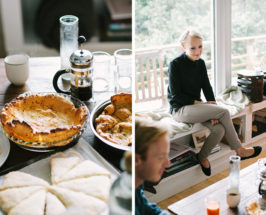 Mornings With Katie & Nathan of Kinfolk Magazine