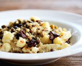 cauliflower quinoa recipe