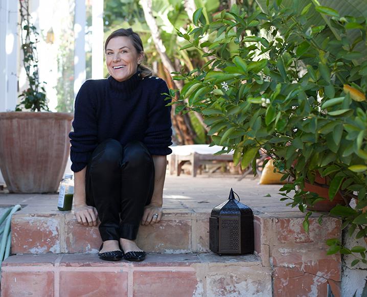 At Home with Designer Heidi Merrick
