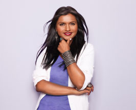 The Chalkboard Q+A with Mindy Kaling
