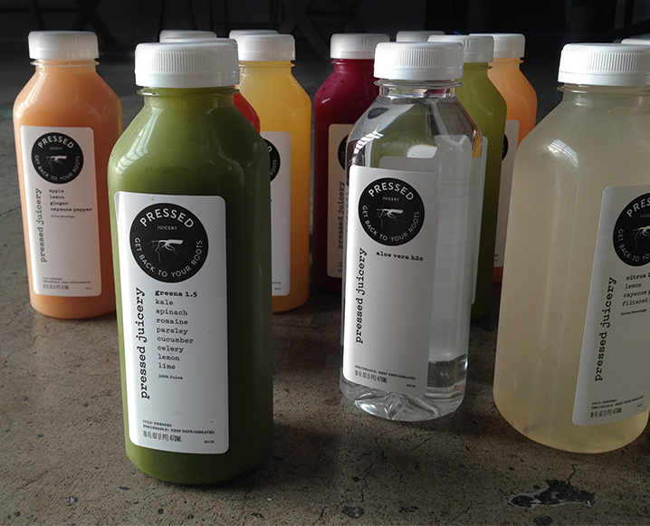 The 3 Friend Cleanse: Win Our Huge Pressed Juicery Cleanse Giveaway!
