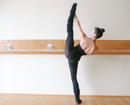 Raise The Barre: 5 Ballet-Inspired Positions For Barre Class Bliss