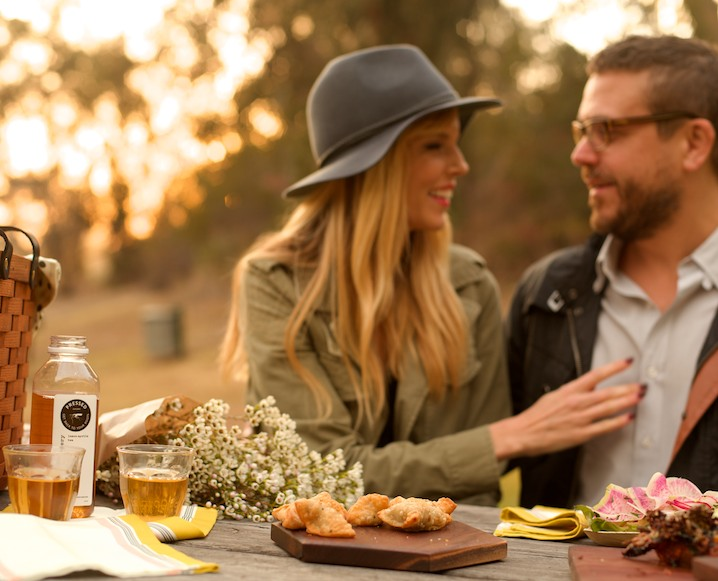 Golden Hour: One Picture-Perfect Picnic For Two