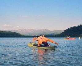 sup yoga lake tahoe nikki dean