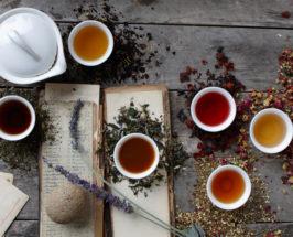 8 Healing Tea Ingredients with The Founder of Art of Tea