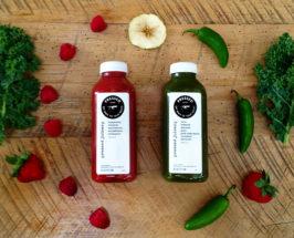 pressed juicery summer juices