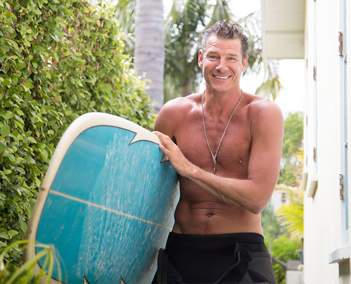 ty pennington age fitness tips aging