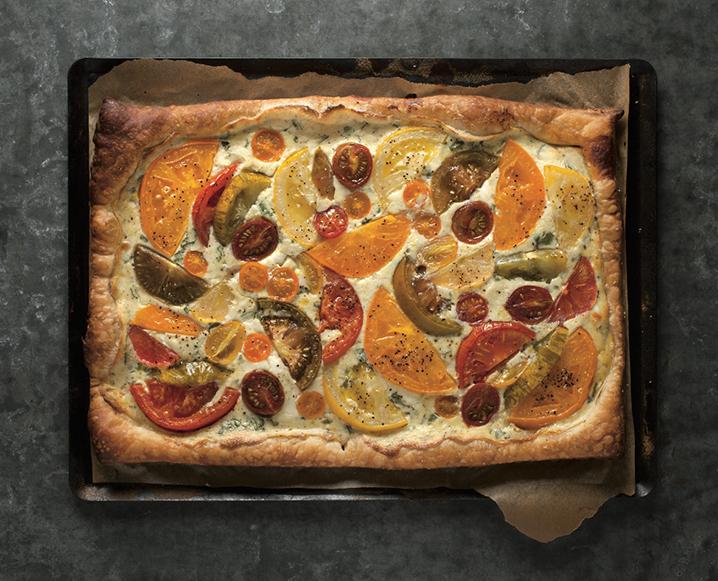 tomato tart recipe beekman boys