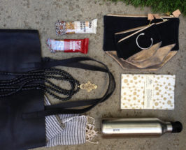 In My Bag: Win Our Editor's 9 Travel Essentials That Give Back
