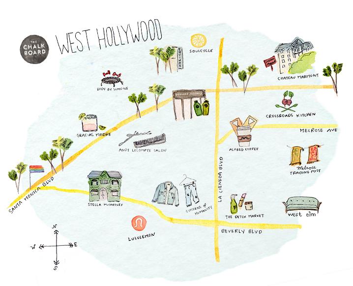 TCM Neighborhood Guide: West Hollywood