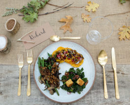 In The Kitchen With Jenni: 3 Vegetarian Thanksgiving Recipes You'll Love