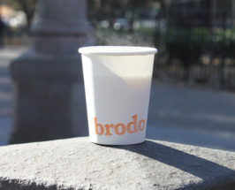 Would You Or Wouldn't You: Drink Bone Broth Instead of Coffee On The Go