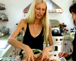 Butter Roasted Chicken: In The Kitchen with Model Kirsty Hume