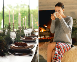 A Cozy Holiday Gathering With Jenni Kayne: Get All The Recipes