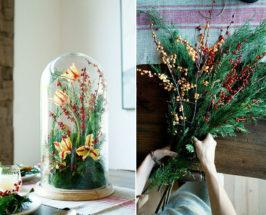 3 Holiday Berry Decor Ideas with Moon Canyon + Jenni Kayne