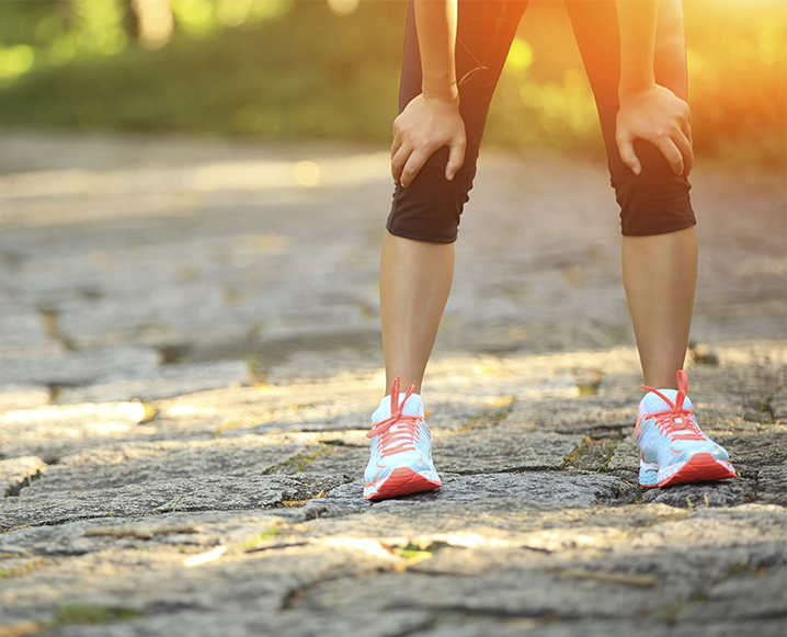 overtraining too much exercise