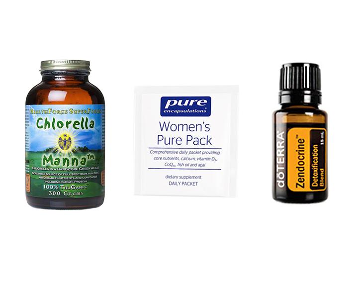 detoxification supplements