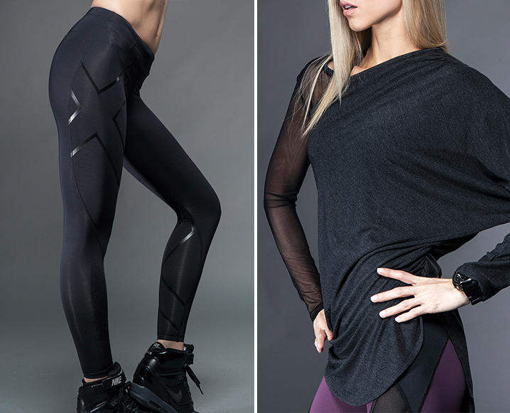 workout clothes new years resolution