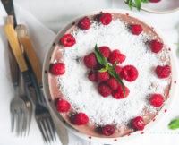 We Found It: The Healthiest Gluten-Free Chocolate Cake Ever