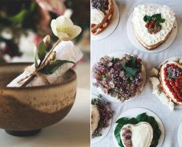 Layer Cakes + Lilacs: A Valentine's Gathering With Jenni Kayne