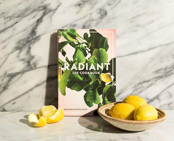radiant the cookbook recipe