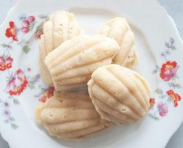 Kitchen Chic: Make These Gluten-Free Vegan Almond Madeleines