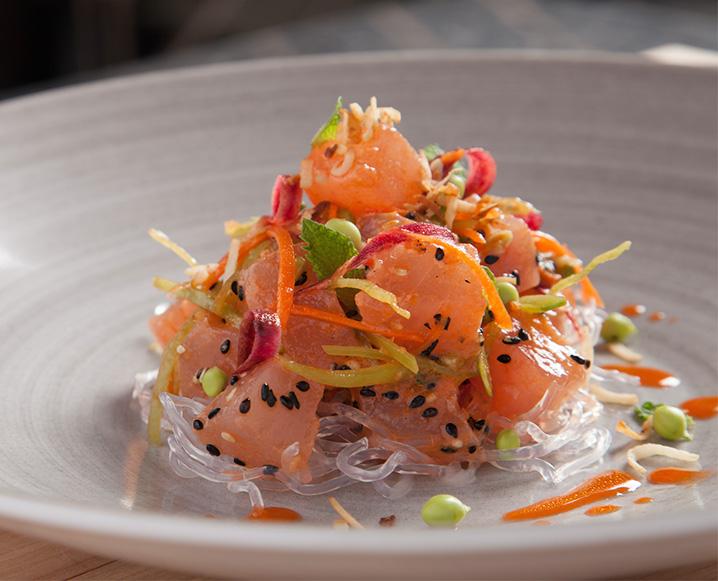 Kelp Noodles + Kale Salad: Sweetfin Poké Is Fast Food Heaven