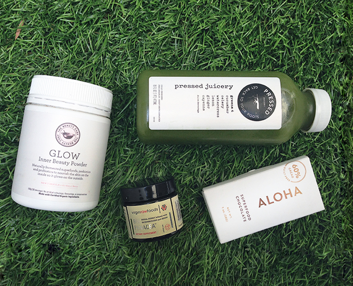Eat For Beauty: 8 Supplements + Elixirs For Better Skin
