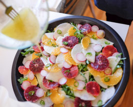 The Team Lunch Series: Summer Salads + Ideas For Mid-Year Reflection
